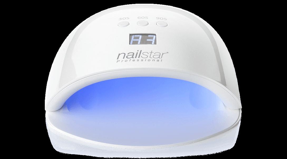Professional Nail Dryer | UV & LED Nail Lamps | NailStar Professional